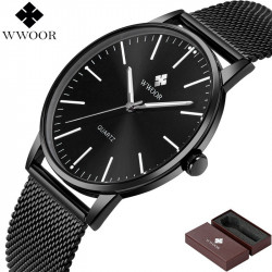 56e4cdd56e9 WWOOR Brasil - Fabricante de Relógios de Pulso de Luxo com Preços Baixos
